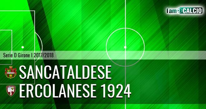 Sancataldese - Sporting Ercolano
