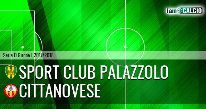 Sport Club Palazzolo - Cittanovese