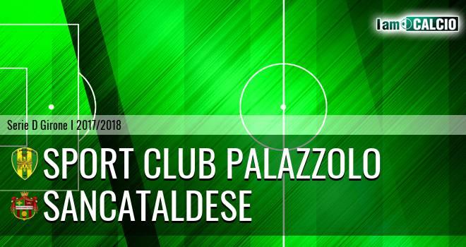 Sport Club Palazzolo - Sancataldese