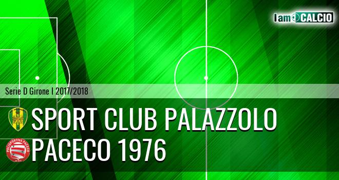 Sport Club Palazzolo - Paceco