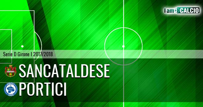 Sancataldese - Portici
