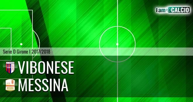 Vibonese - ACR Messina