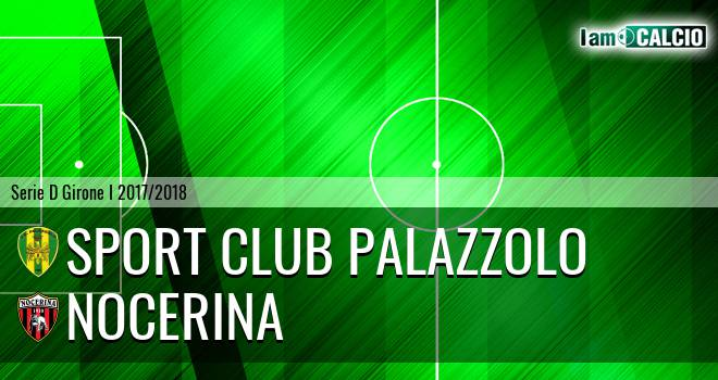 Sport Club Palazzolo - Nocerina