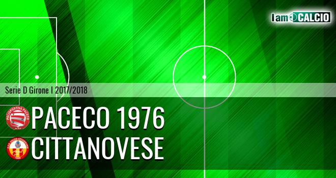 Paceco - Cittanovese