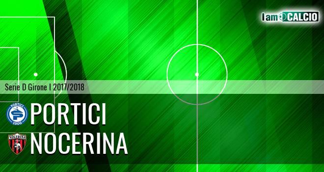 Portici - Nocerina 1-1. Cronaca Diretta 29/03/2018