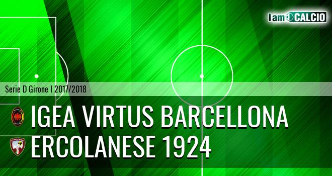 Igea 1946 - Sporting Ercolano