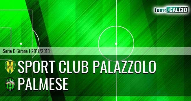 Sport Club Palazzolo - Palmese