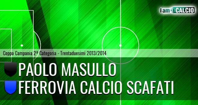 Paolo Masullo - Ferrovia Calcio Scafati