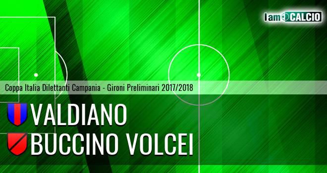 Valdiano - Buccino Volcei