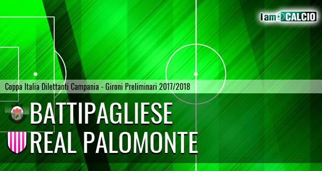 Battipagliese - Polisportiva Real Palomonte