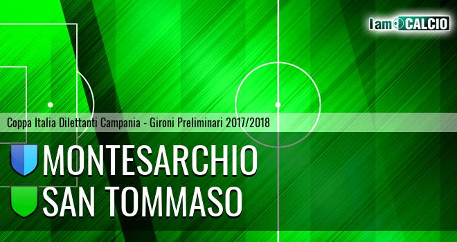 Montesarchio - San Tommaso