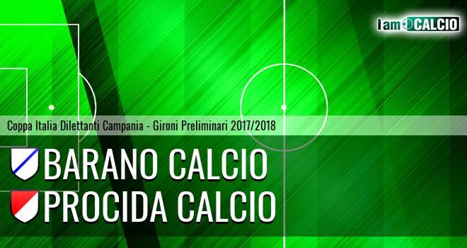 Barano Calcio - Procida Calcio