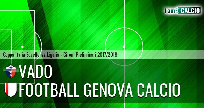 Vado - Football Genova Calcio