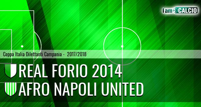 Real Forio 2014 - Afro Napoli United