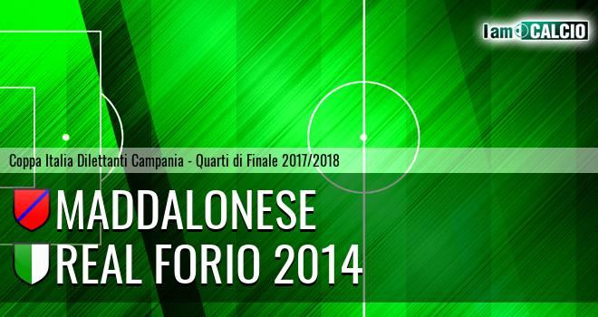 Gladiator - Real Forio 2014