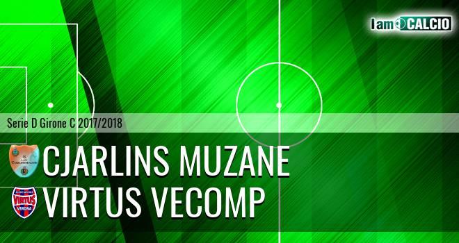 Cjarlins Muzane - Virtus Verona