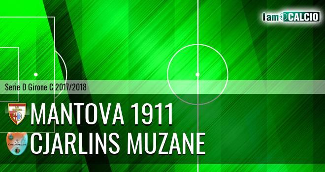 Mantova - Cjarlins Muzane