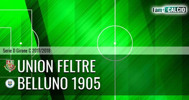 Union Feltre - Belluno 1905