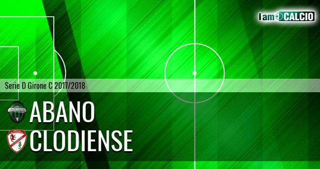 Abano - Union Clodiense