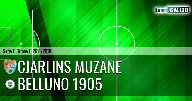 Cjarlins Muzane - Belluno
