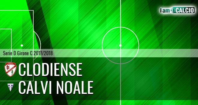 Clodiense - Calvi Noale