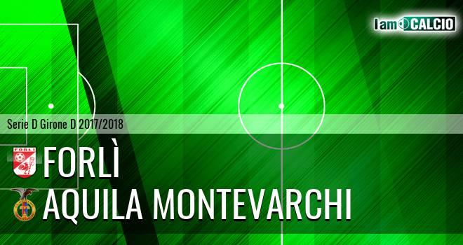Forlì - Aquila Montevarchi