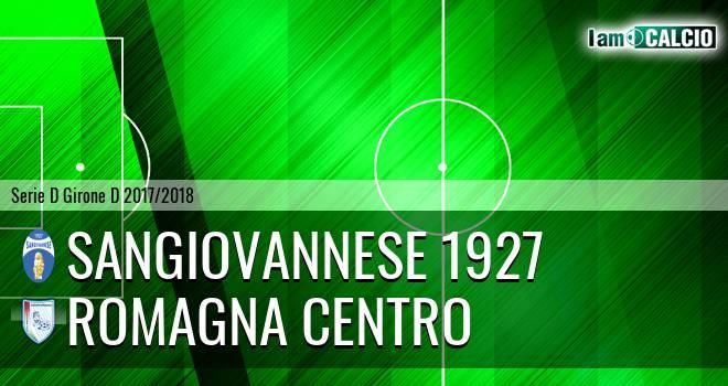 Sangiovannese - Romagna Centro