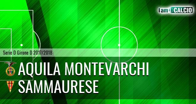Aquila Montevarchi - Sammaurese