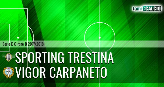 Sporting Trestina - Vigor Carpaneto