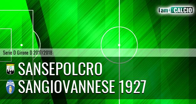 Sansepolcro - Sangiovannese 1927