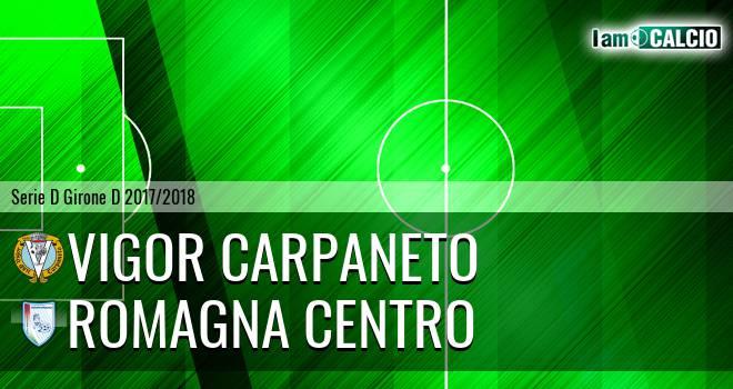 Vigor Carpaneto - Romagna Centro
