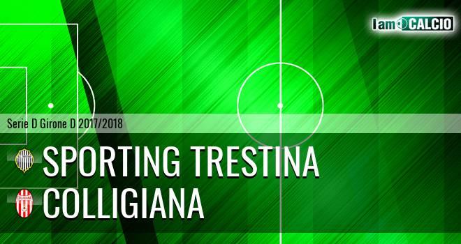 Sporting Trestina - Colligiana