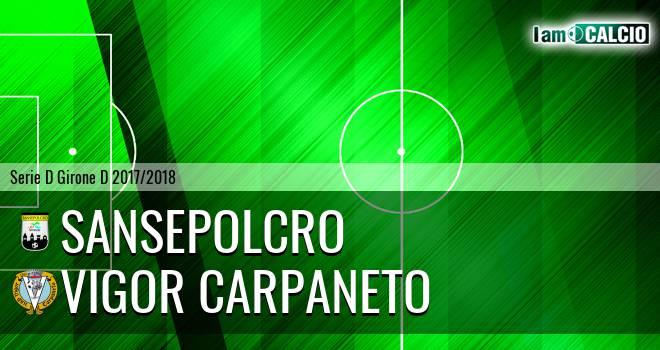 Sansepolcro - Vigor Carpaneto