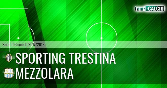 Sporting Trestina - Mezzolara