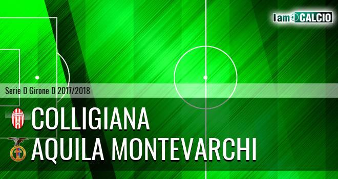 Colligiana - Aquila Montevarchi