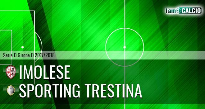 Imolese - Sporting Trestina