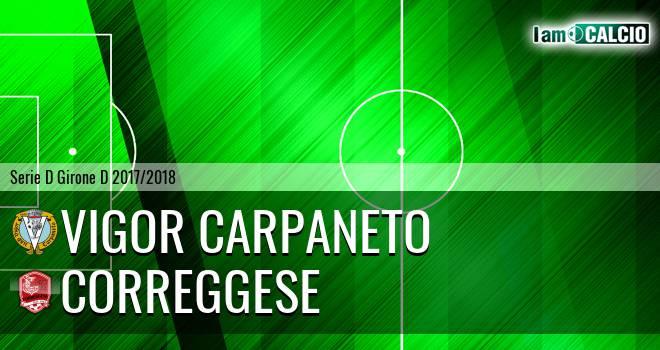 Vigor Carpaneto - Correggese