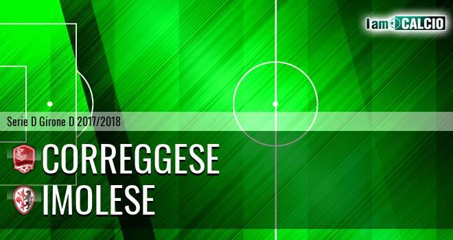 Correggese - Imolese