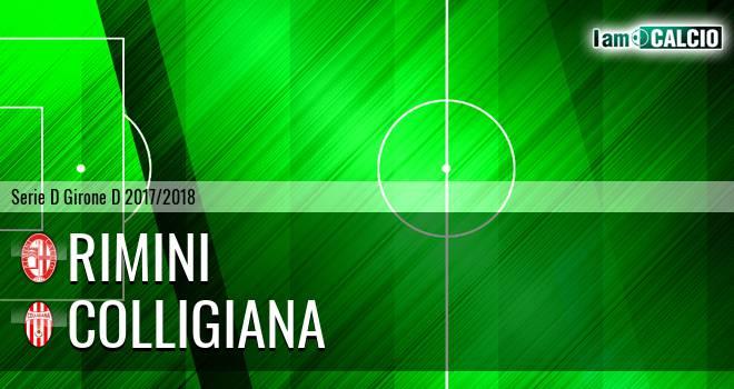 Rimini - Colligiana