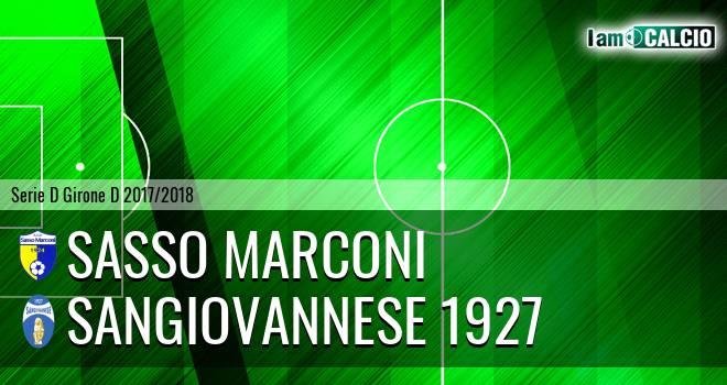 Sasso Marconi - Sangiovannese