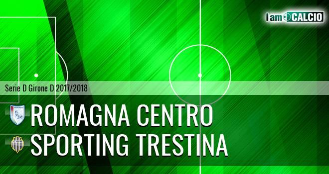 Romagna Centro - Sporting Trestina