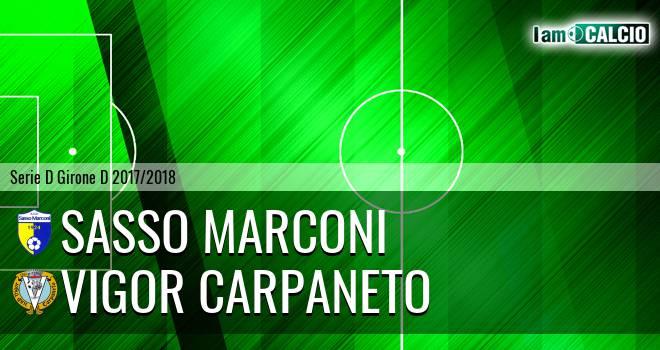 Sasso Marconi - Vigor Carpaneto