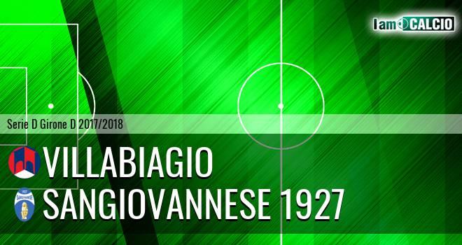 Villabiagio - Sangiovannese