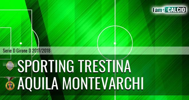 Sporting Trestina - Aquila Montevarchi