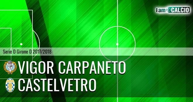 Vigor Carpaneto - Castelvetro