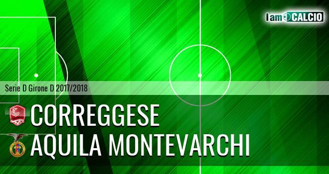 Correggese - Aquila Montevarchi