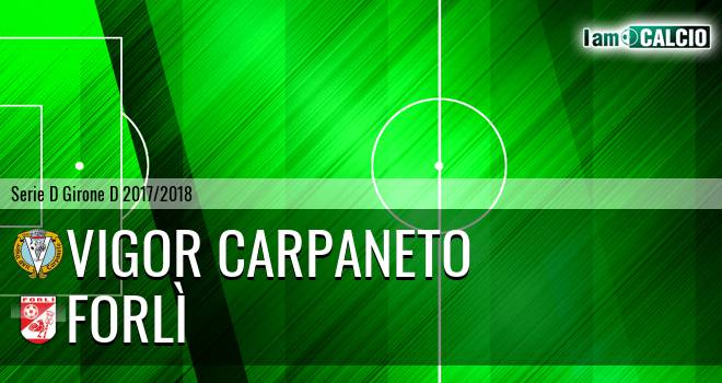 Vigor Carpaneto - Forlì