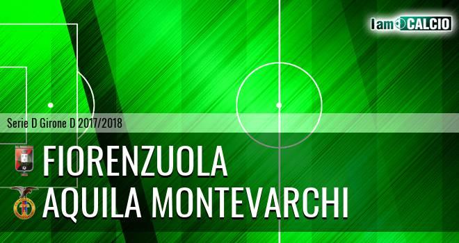 Fiorenzuola - Aquila Montevarchi