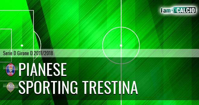 Pianese - Sporting Trestina