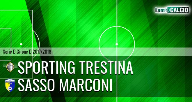 Sporting Trestina - Sasso Marconi